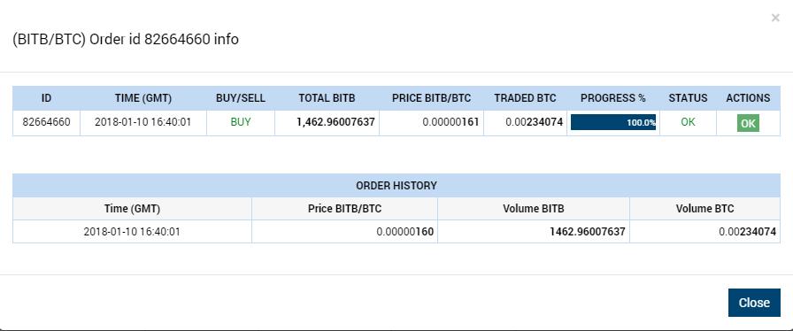 Ccxt Trading Bot