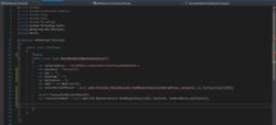 Nethereumcode error-Task.PNG