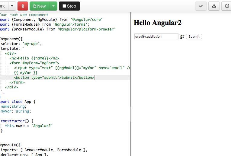angular/angular - Gitter