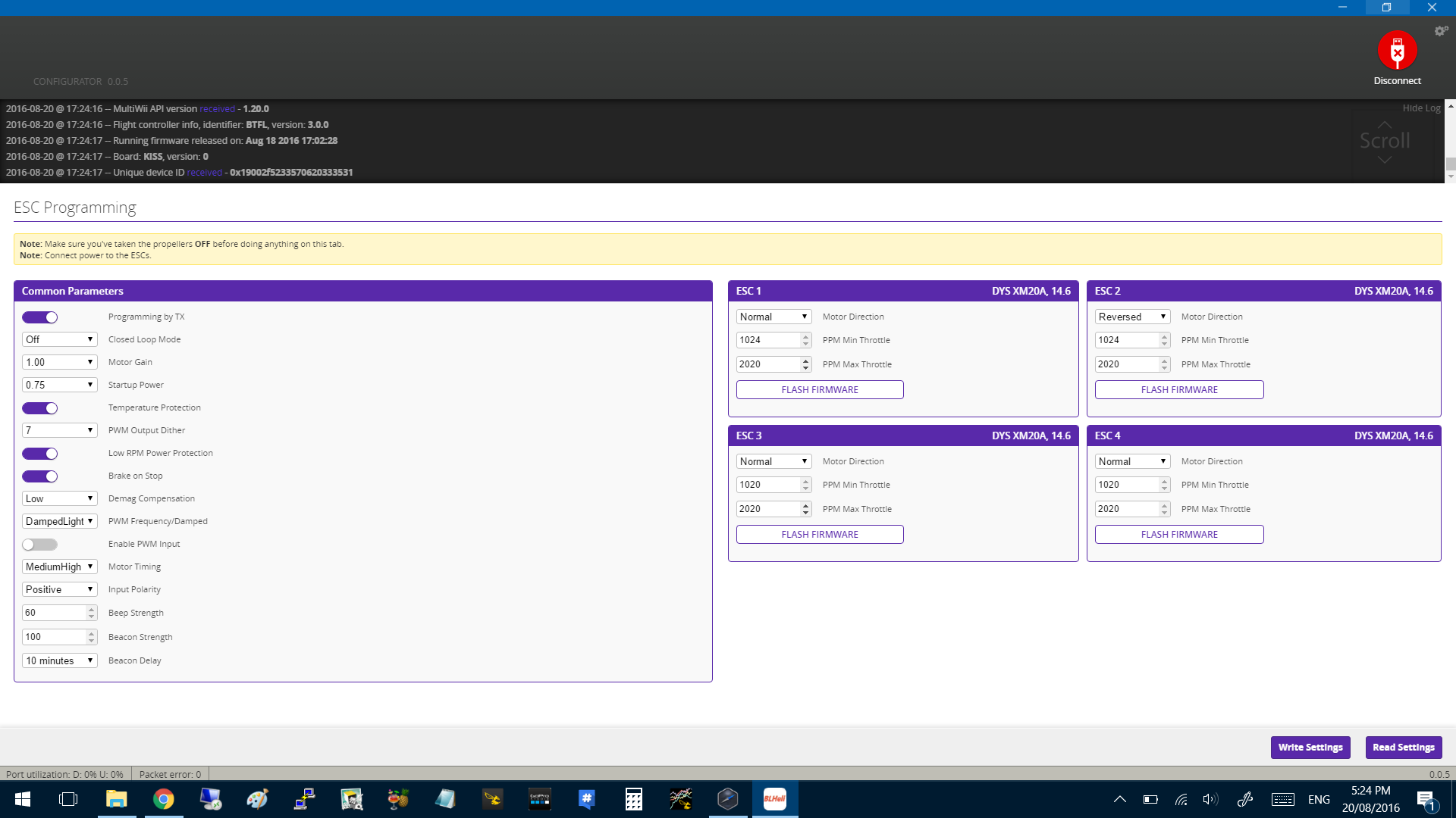 Betaflight Configurator Linux Download