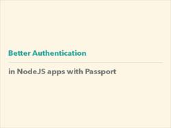 OAuth for JavaScript.pdf