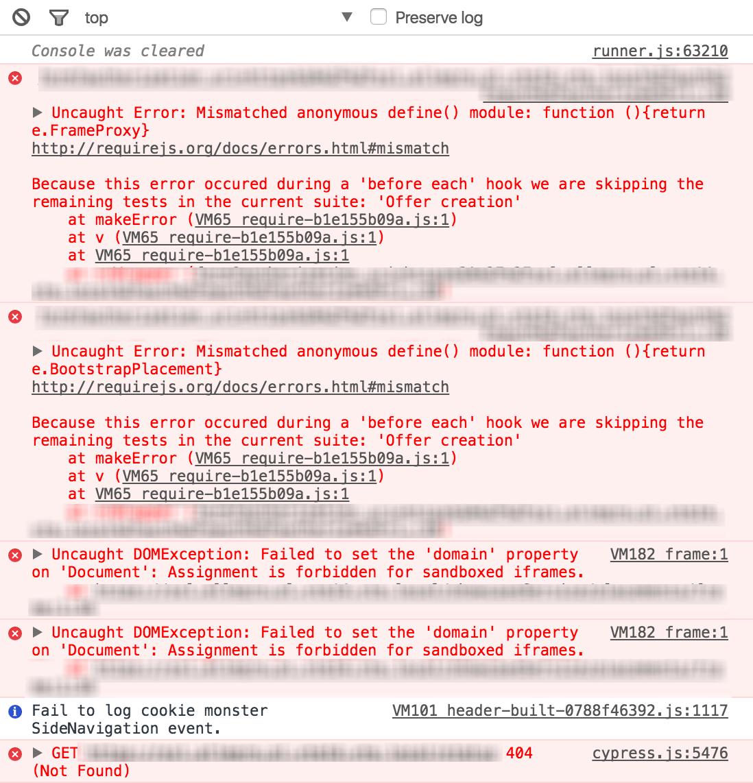 Mockserver Return 404