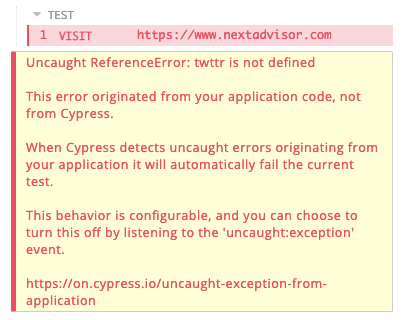 cypress-io/cypress - Gitter