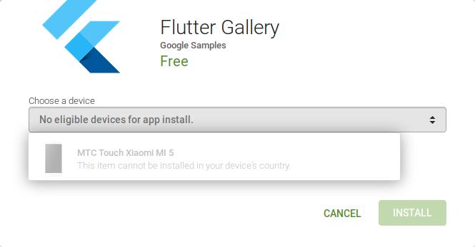 flutter/flutter - Gitter