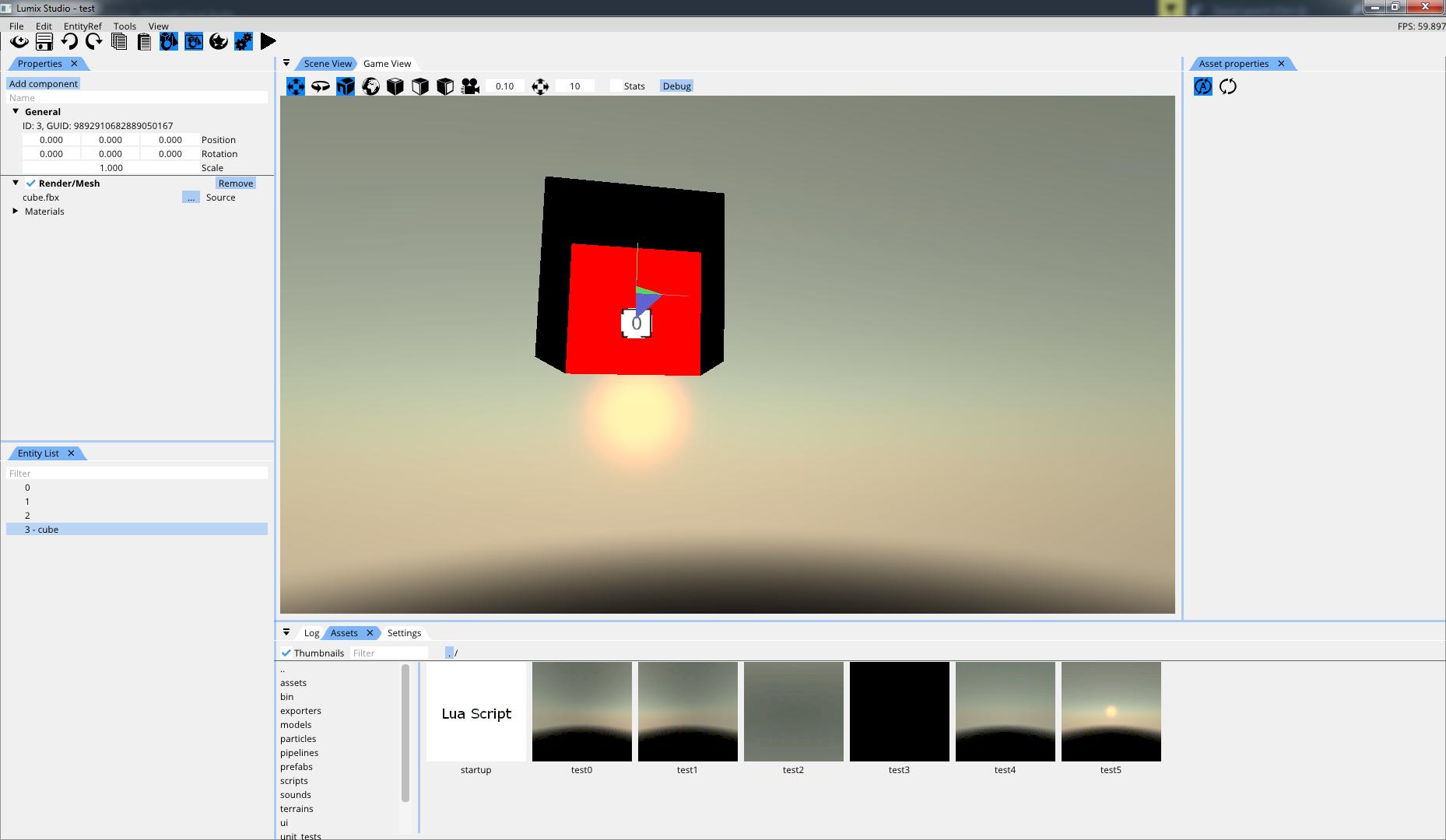 nem0/LumixEngine - Gitter