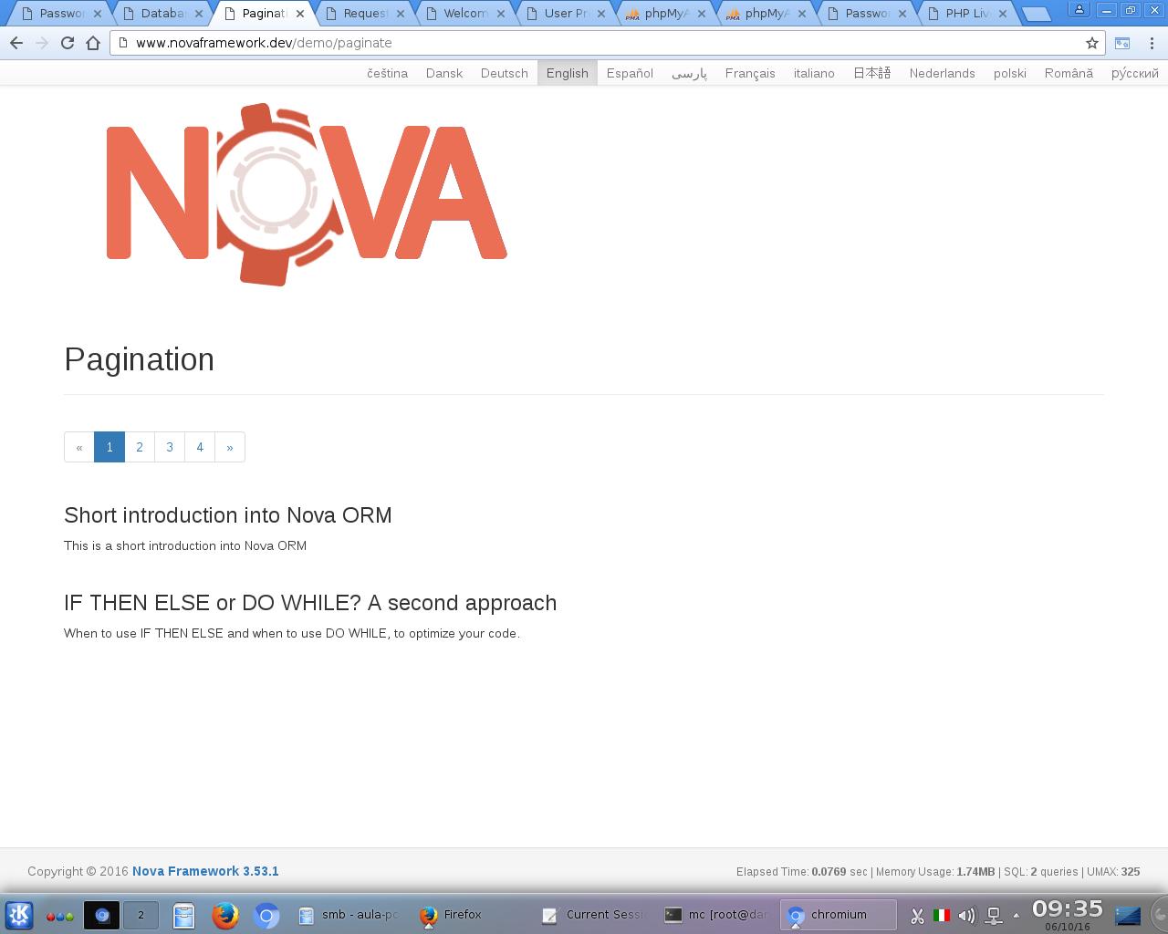 nova-framework/framework - Gitter