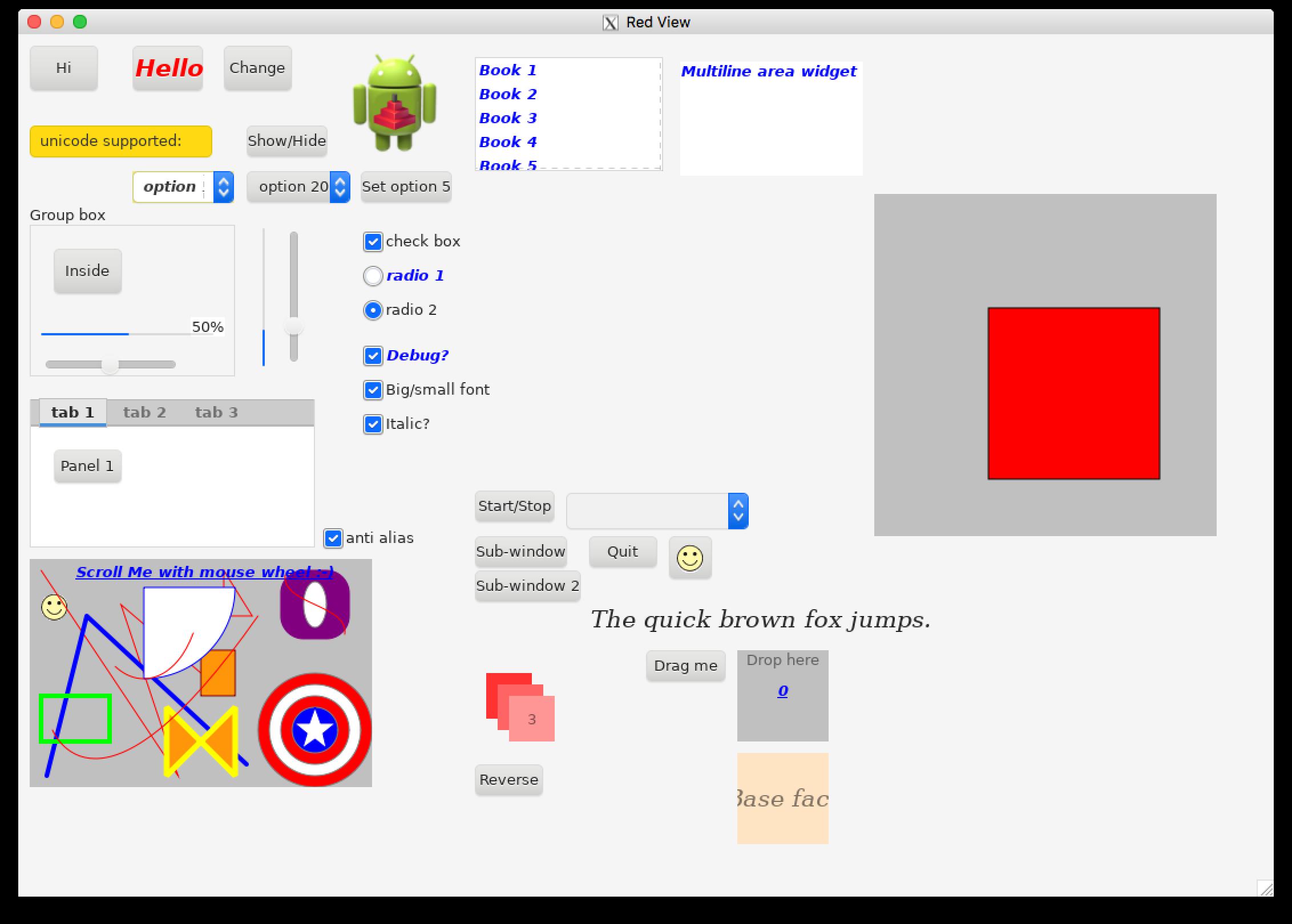 Red Programming Language