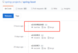 spring-projects/spring-boot - Gitter